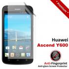 Premium Matte Anti-Fingerprint Huawei Ascend Y600 Screen Protector