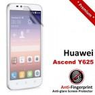 Premium Matte Anti-Fingerprint Huawei Ascend Y625 Screen Protector