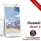 Premium Matte Anti-Fingerprint Huawei Honor 3 Screen Protector