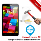 Premium Huawei Honor 3X Tempered Glass Screen Protector