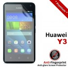 Premium Matte Anti-Fingerprint Huawei Y3 Screen Protector