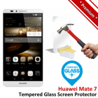 Premium Huawei Ascend Mate 7 Tempered Glass Screen Protector