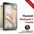 Premium Matte Anti-Fingerprint Huawei Mediapad 7 Youth2 Screen Protector