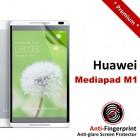 Premium Matte Anti-Fingerprint Huawei Mediapad M1 Screen Protector