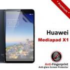 Premium Matte Anti-Fingerprint Huawei Mediapad X1 Screen Protector