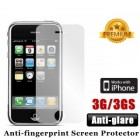 Premium Matte Antiglare iPhone 3G 3Gs Screen Protector