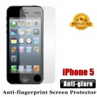 Premium Matte Antiglare iPhone 5 Screen Protector
