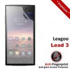 Premium Matte Anti-Fingerprint Leagoo Lead 3 Screen Protector