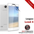 Premium Matte Anti-Fingerprint Leagoo Lead 4 Screen Protector