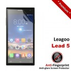 Premium Matte Anti-Fingerprint Leagoo Lead 5 Screen Protector