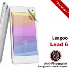 Premium Matte Anti-Fingerprint Leagoo Lead 6 Screen Protector