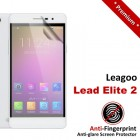 Premium Matte Anti-Fingerprint Leagoo Lead Elite 2 Screen Protector