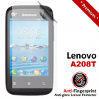 Premium Matte Anti-Fingerprint Lenovo A208T Screen Protector