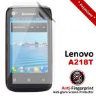 Premium Matte Anti-Fingerprint Lenovo A218T Screen Protector