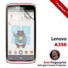 Premium Matte Anti-Fingerprint Lenovo A356 Screen Protector
