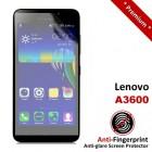 Premium Matte Anti-Fingerprint Lenovo A3600 Screen Protector