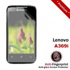 Premium Matte Anti-Fingerprint Lenovo A369i Screen Protector