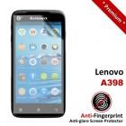 Premium Matte Anti-Fingerprint Lenovo A398 Screen Protector