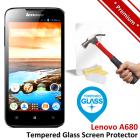 Premium Lenovo A680 Tempered Glass Screen Protector