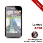 Premium Matte Anti-Fingerprint Lenovo A690 Screen Protector