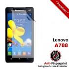 Premium Matte Anti-Fingerprint Lenovo A788 Screen Protector