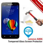 Premium Lenovo A8 A806 Tempered Glass Screen Protector
