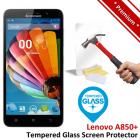 Premium Lenovo A850+ Tempered Glass Screen Protector