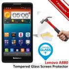 Premium Lenovo A880 Tempered Glass Screen Protector