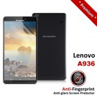Premium Matte Anti-Fingerprint Lenovo A936 Screen Protector