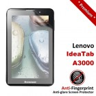 Premium Matte Anti-Fingerprint Lenovo IdeaTab A3000 Screen Protector