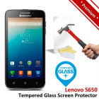 Premium Lenovo S650 Tempered Glass Screen Protector