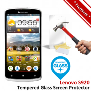 Premium Lenovo S920 Tempered Glass Screen Protector