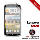 Premium Matte Anti-Fingerprint Lenovo S920 Screen Protector