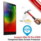 Premium Lenovo Vibe Z2 Pro K920 Tempered Glass Screen Protector