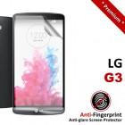 Premium Matte Anti-Fingerprint LG G3 Screen Protector