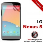 Premium Matte Anti-Fingerprint LG Nexus 5 Screen Protector