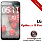 Premium Matte Anti-Fingerprint LG Optimus G Pro Screen Protector