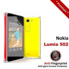 Premium Matte Anti-Fingerprint Nokia Lumia 502 Screen Protector
