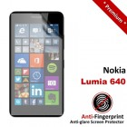 Premium Matte Anti-Fingerprint Nokia Lumia 640 Screen Protector