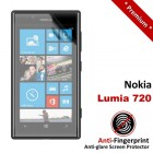 Premium Matte Anti-Fingerprint Nokia Lumia 720 Screen Protector
