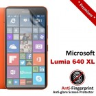Premium Matte Anti-Fingerprint Microsoft Lumia 640 XL Screen Protector