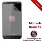 Premium Matte Anti-Fingerprint Motorola Droid X2 Screen Protector