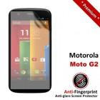 Premium Matte Anti-Fingerprint Motorola Moto G2 Screen Protector