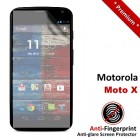 Premium Matte Anti-Fingerprint Motorola Moto X Screen Protector