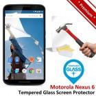 Premium Motorola Nexus 6 Tempered Glass Screen Protector