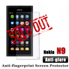 Professional Anti-glare Nokia N9 Screen Protector
