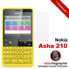 Premium Matte Anti-Fingerprint Nokia Asha 210 Screen Protector