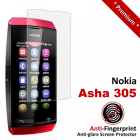 Premium Matte Anti-Fingerprint Nokia Asha 305 Screen Protector