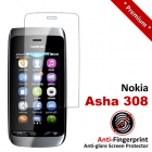Premium Matte Anti-Fingerprint Nokia Asha 308 309 Screen Protector