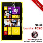 Premium Matte Anti-Fingerprint Nokia Lumia 1020 Screen Protector